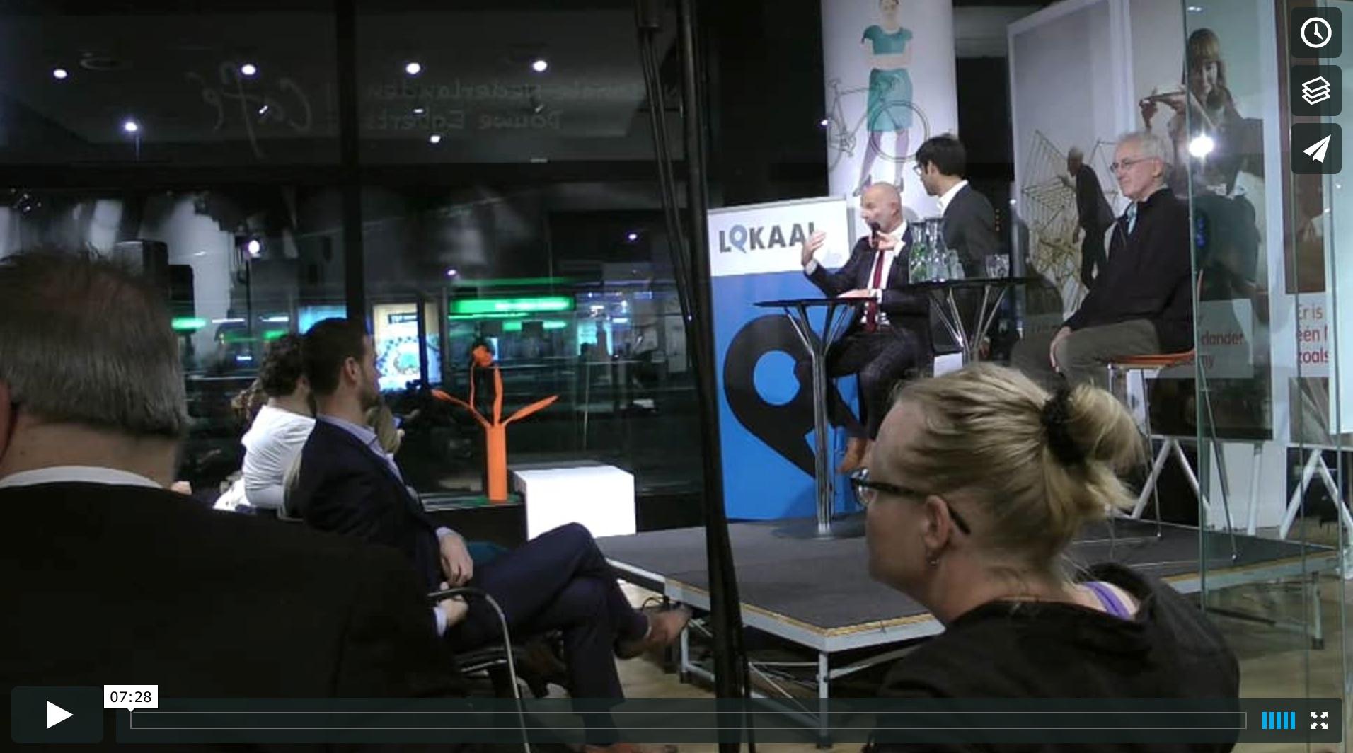 videoverslag: Rotterdam wat vind je er van ?